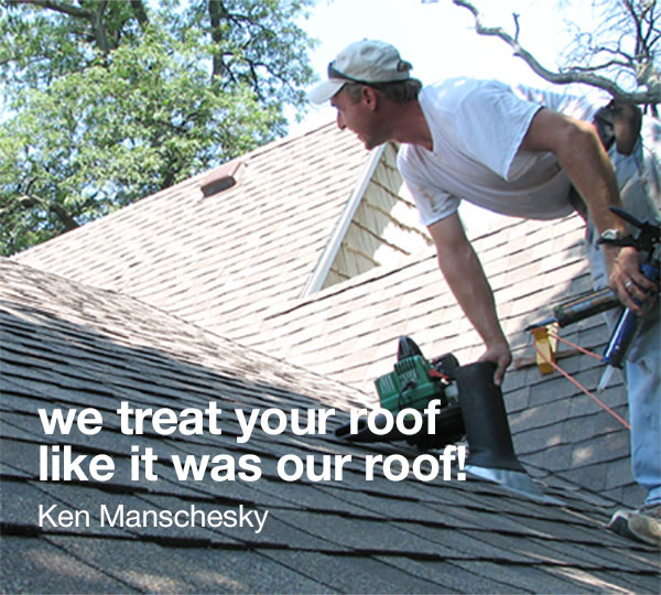 quality roofer in West Michigan